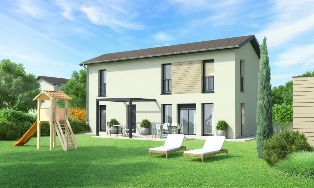 Achat maisons neuves beynost 01700 programmes for Achat maison neuve 01700